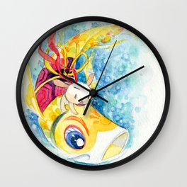 Anpan's Tango no Sekku 2015 Wall Clock