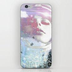 Techtonic shift iPhone & iPod Skin