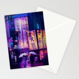 Tokyo Nights / Valentines Day / Liam Wong Stationery Cards