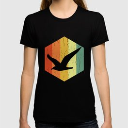 Distressed Gull Frajer Hexagon T-shirt
