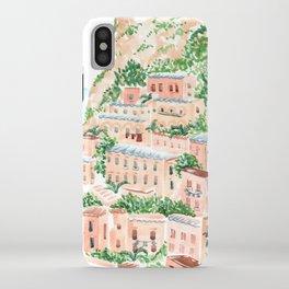 An Italian Shore iPhone Case