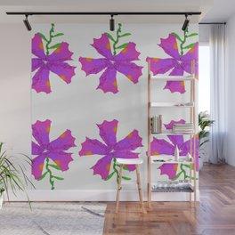 Strange Flora #001 Wall Mural