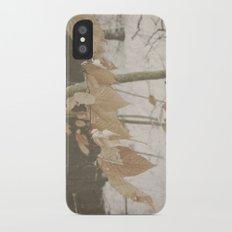 Few Fall Slim Case iPhone X