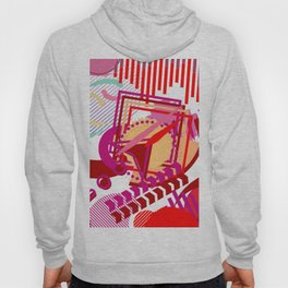 Shapes abstract Hoody