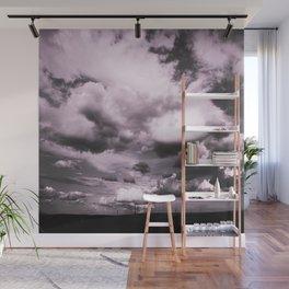 Cloudy Sky #decor #society6 Wall Mural