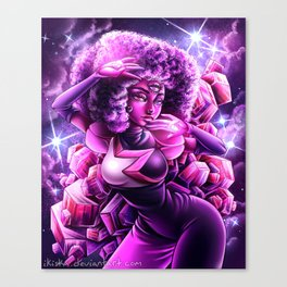 Stronger Than You - Made of Love Canvas Print