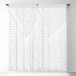 Lines Art Blackout Curtain