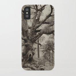 Old Oak Dark  iPhone Case