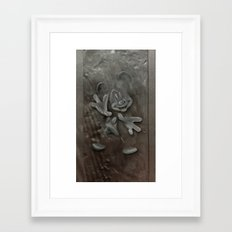 Mickey in Carbonite Framed Art Print
