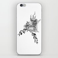 antique iPhone & iPod Skins featuring Antique by Foxfocus
