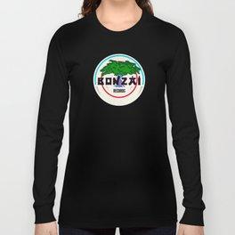 Bonzai Records - Deejay Long Sleeve T-shirt