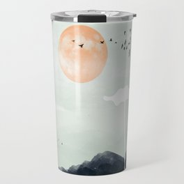 all the way back to the nest Travel Mug