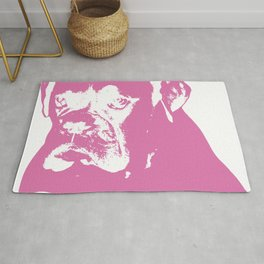 Life Is Better With A Pet As Long As It's An Adorable Boxer Dog For Certified Dog Lover T-shirt Rug