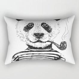 Yeah I am a Panda Rectangular Pillow