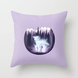 After all this time. Throw Pillow