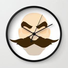 BR4UM Wall Clock