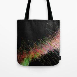 Wave On Tote Bag