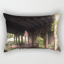 Little bit of Peace Rectangular Pillow