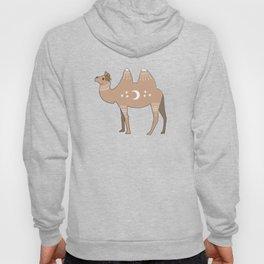 Mandala Camel Hoody