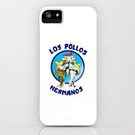Los Pollos Hermanos iPhone Case