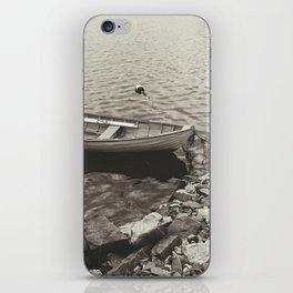 Row, row, row your boat iPhone Skin