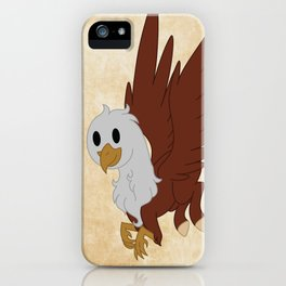 Hippogriff iPhone Case