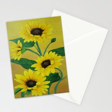 Sunny and bright Stationery Cards