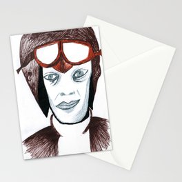Emilia Earhart Stationery Cards