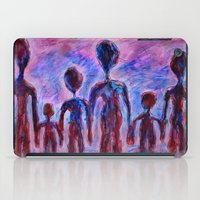family iPad Cases featuring Family by teddynash