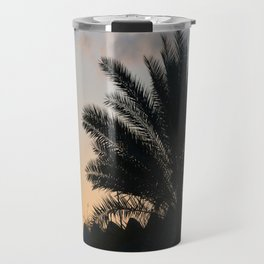 Oasis Sunset Travel Mug