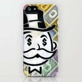 Another Day - Another Dollar iPhone Case