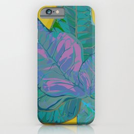 Through the Forest iPhone Case