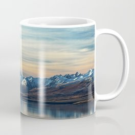 If Nobody Speaks // Landscape Mountains Photography Coffee Mug