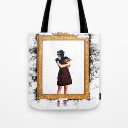 Arty Shit Tote Bag