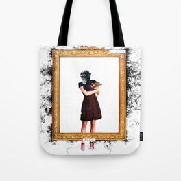 Arty Shit Tote Bag