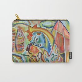 Sario Painter, Madre Carry-All Pouch