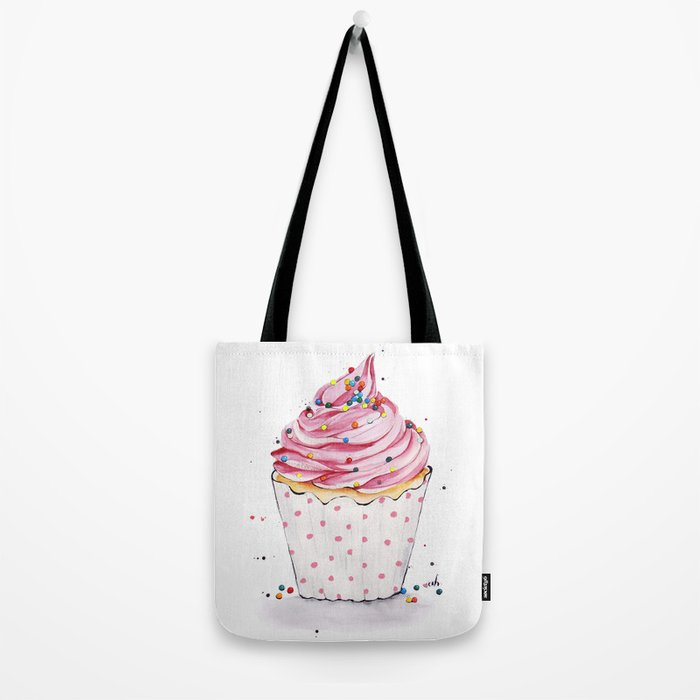 Mighty Dots Tote Bag