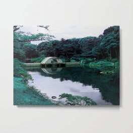 Bring me the Calm Metal Print
