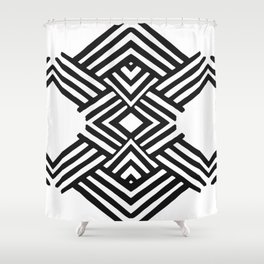 Focus Shower Curtain