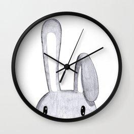 Rabbit question Wall Clock