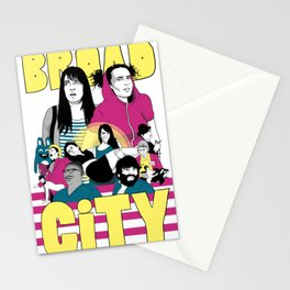 Broad City Stationery Cards
