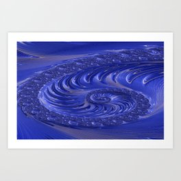 Cultured Intuition 7 Art Print