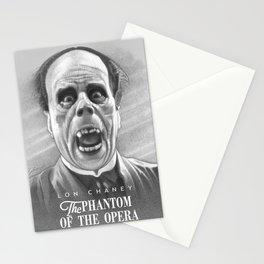 Erik Unmasked Stationery Cards
