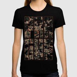 Prague City Map of Czech Republic - Bohemian T-shirt