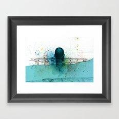 Mythologie Framed Art Print