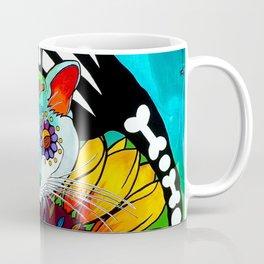 Kiwi the Cat Coffee Mug
