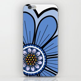 Flower 11 iPhone Skin