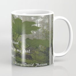 Perennial and Constant Coffee Mug