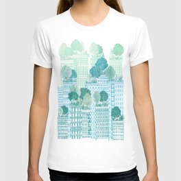 Juniper - A Garden City T-shirt