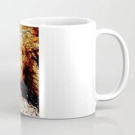 Lion vs Tiger Coffee Mug